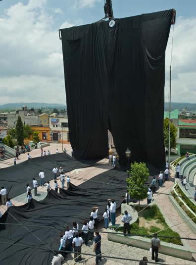 Самые длинные брюки в мире
