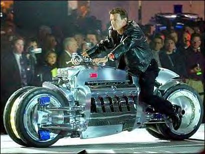 Самый быстрый мотоцикл в мире самый