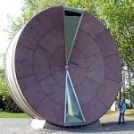 Самые большие песочные часы в мире