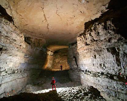 Самая длинная пещера в мире