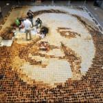 Самая большая в мире мозаика
