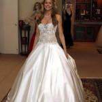 Самое роскошное в мире свадебное платье