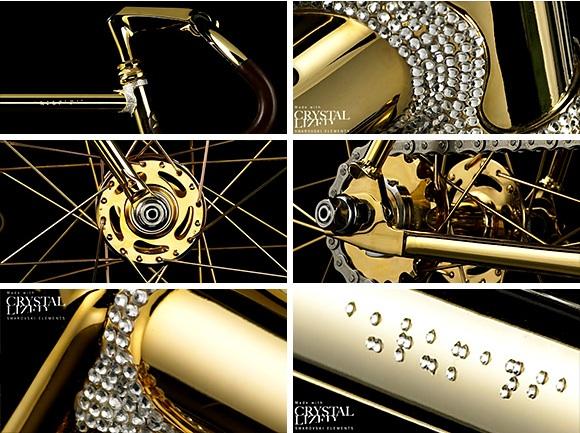 Самый дорогой в мире велосипед