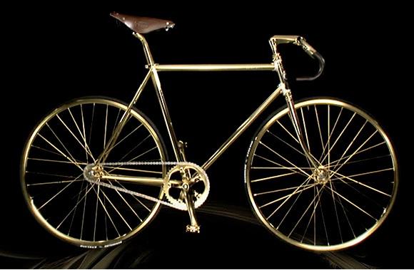 Дорогой в мире велосипед